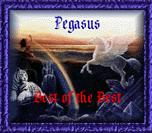 Pegasus Best of the Best Award